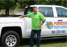 Paradise Power Washing Owner